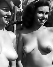 Vintage Pornography - Hot Classic Chicks In Anonymous XXX 348