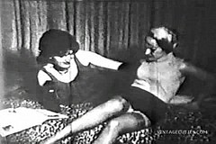 / Vintage Porn Video of two Women Having Sex Oh Wait one of Them is Not a Lady but a Shemale with a Cock