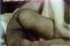 / Sex Hungry Man is Fucking His Wife after He Returned from Work Watch this Hot Porn Movie on VintageCuties.com
