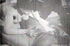 / This Busty Lady with Big Nipples in this Vintage Video is Getting a Mouthful Cumshots for the First Time so She Swallows the Load