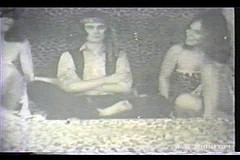 Hippies on Meditation / A Group of Hippies on Meditation in this 1960s Porn Video Decide to get Naked and Fuck to Feel Much Better