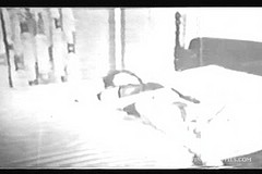 / Watch Vintage Porn Video of an Amateur Couple Having Sex on Bed and Being Filmed by Hidden Camera