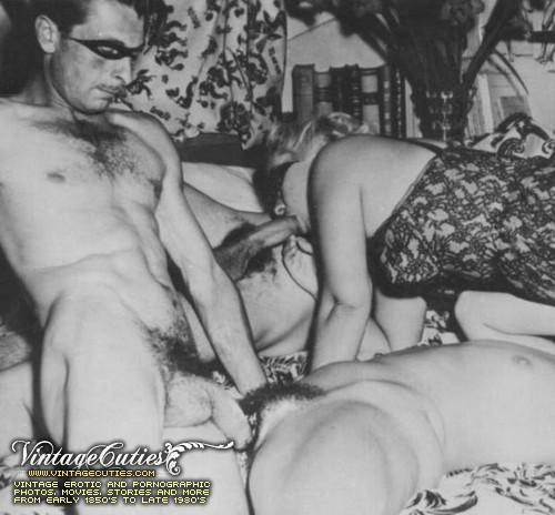 side sex vintage pornostjerne