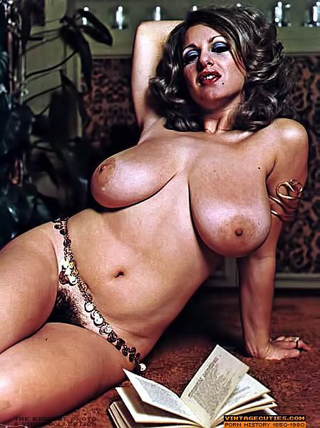 фото порно ретро большие сиськи
